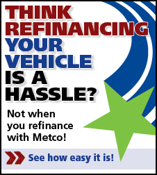 Refinancing your auto loan is easy!