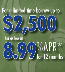 Back-to-school loan offer