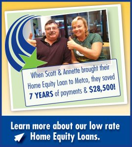 Learn more about our Home Equity Loans.