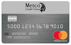 Metco Platinum Card