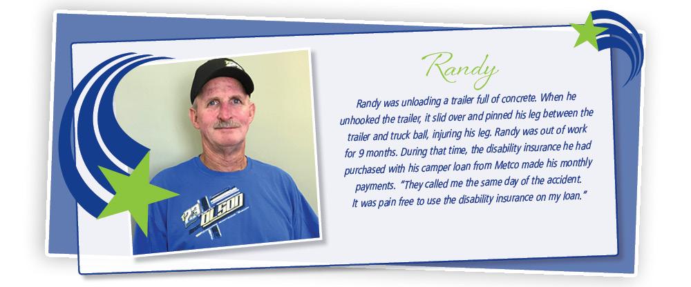 Randy Olson testimonial