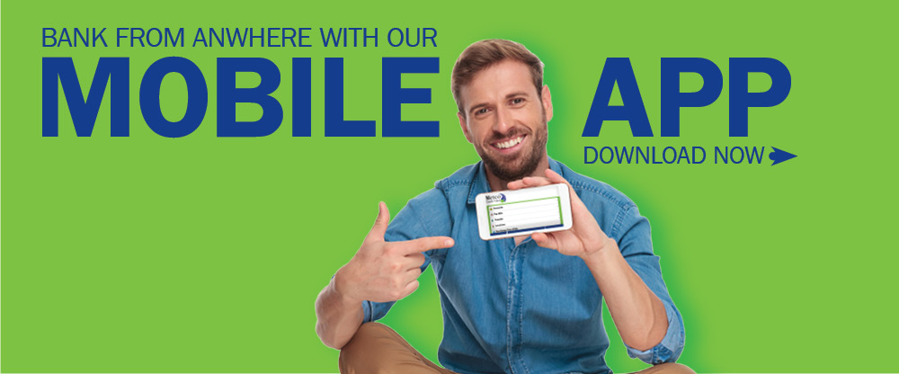 Download our Mobile Banking App today!