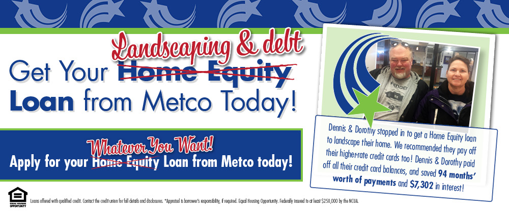 Apply for a Home Equity Loan Today!