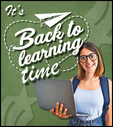 Get back to Learning with our low-rate loans!